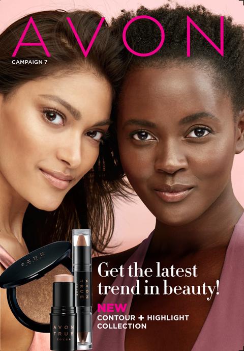 Avon-Campaign 7 brochure
